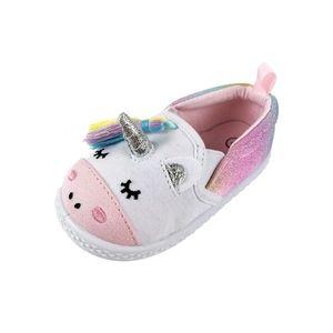 NWT Wonder Nation baby Unicorn Pre Walk Shoes